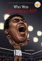 Who is Muhammad Ali? / by James Buckley Jr. ; illustrated by Stephen Marchesi