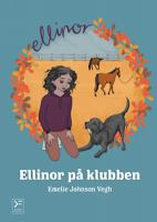 Ellinor på klubben / Emelie Johnson Vegh.